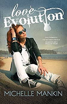 Love Evolution (Brutal Strength Book 1) by [Mankin, Michelle]