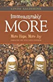 Immeasurably More, Linda Aalderink, 1935391887