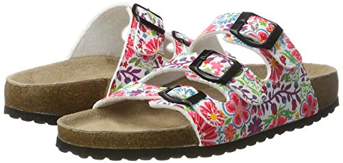 Multicolour Multi 274 white Softwaves 475 Women's Mules OWwU4wq7vn