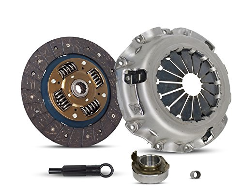 Clutch Kit Works With Mazda Rx-8 Grand Touring Gt R3 Sport 40th Anniversary Edition Base Shinka 2004-2011 1.3L R2 GAS Naturally Aspirated (Rotary 13B-Msp 6 Speed) (3l Exedy Clutch)