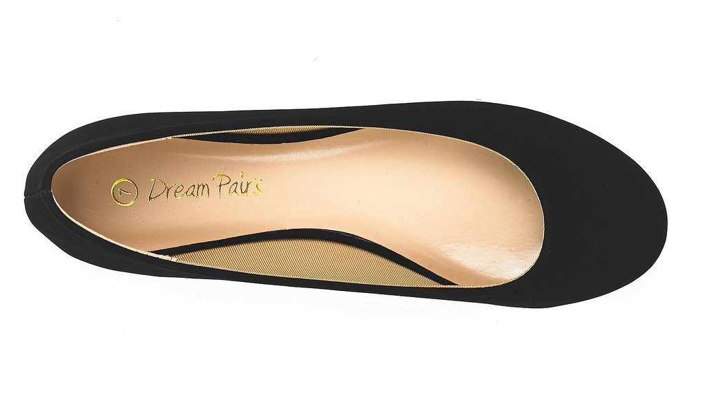 DREAM PAIRS Womens Sole-Simple Ballerina Walking Flats Shoes