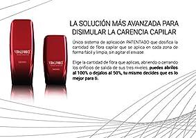 VidalForce, Fibras Capilares Premium (Castaño Oscuro) 25gr: Amazon.es