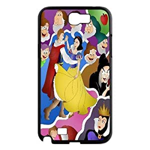 James-Bagg Phone case Snow White - Holding Apple For Samsung Galaxy Note 2 Case Style-17 WANGJING JINDA
