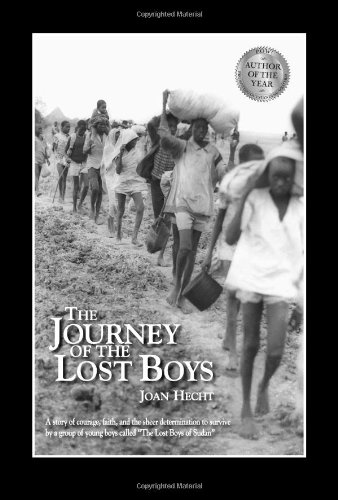 """The Journey of the Lost Boys: A Story of Courage, Faith and the Sheer Determination to Survive by a Group of Young Boys Called """"The Lost Boys of Sudan"""""""