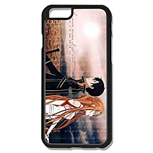 IPhone 6 Case, 4.7 Inch Case, Sword Art Online Kirito Asuna White/black Case For IPhone 6 by supermalls