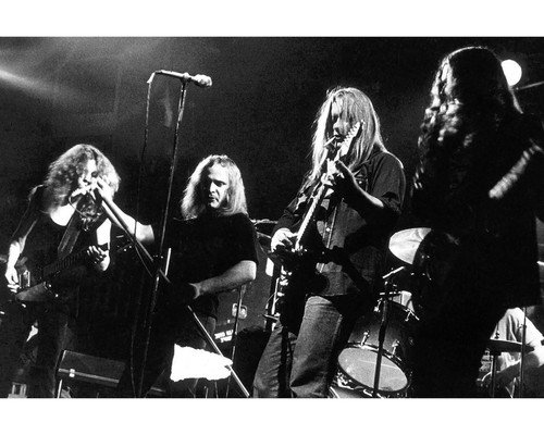 Lynyrd Skynyrd iconic music legends in concert 8x10 Promotional Photograph