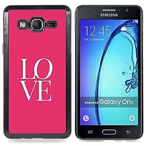 - Love Text Letters Pink Minimalist Valentines - - Monedero pared Design Premium cuero del tir???¡¯???€????€??????????