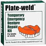 Plate Weld Temporary Emergency Denture Repair Kit - 1 Ea by Plate Weld