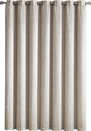extra wide grommet curtains - 4