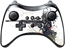 Anime Sniper Girl Wii U Pro Controller Vinyl Decal Sticker Skin by Demon Decal