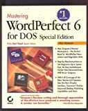 WordPerfect 6 for DOS Instant Reference, Merrin, Robin, 078211329X