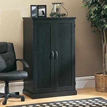 Amazon.com: Armoire Hidden Laptop Computer Desk Cabinet ...