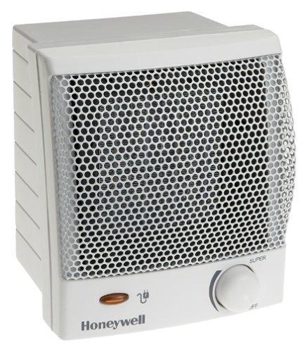 Quick Heat 1500W Ceramic Heater  Plastic Case  6-1/2w x 6-1/