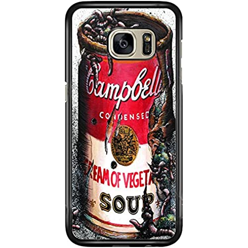 SEENPIN Galaxy S7 Case Edge Soup Can [Shock Absorption] Case Cover for Samsung Galaxy S7 Edge Sales