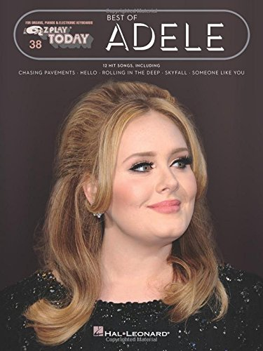 Best Of Adele: E-Z Play Today Volume 38