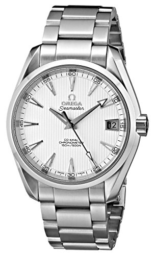 Omega Men's 231.10.39.21.02.001 Seamaster Aqua Terra Stainless Steel Watch