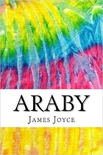 literary analysis of araby by james joyce