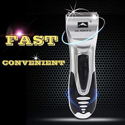 Afeitadora eléctrica para hombres Afeitadora de barba masculina ...