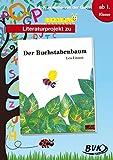 """Literaturprojekt zu """"Der Buchstabenbaum"""""""