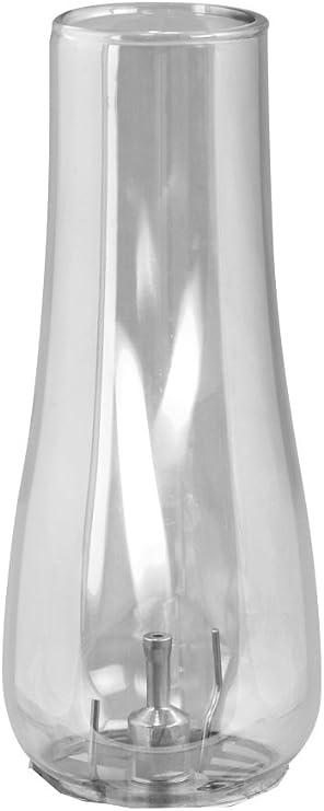 Relags Campingaz Ersatzglas zu Ambiance Cristal de Recambio, Unisex, Transparente, Talla única