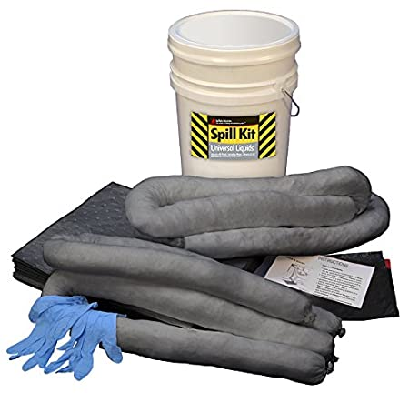 Buffalo Industries (92050) Universal Spill Kit, 5 Gallon