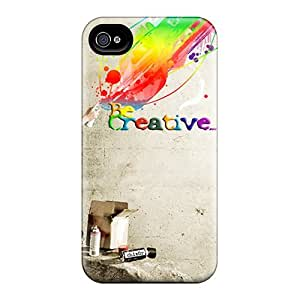 Iphone 4/4s Hard Case With Awesome Look - LTxiltF2461jMFLG