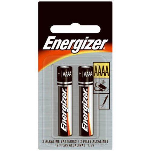 Energizer Max AAAA Size Batteries, 2-Count (Single (Aaaa Alkaline Batteries)
