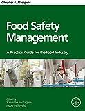 Food Safety Management: Chapter 4. Allergens