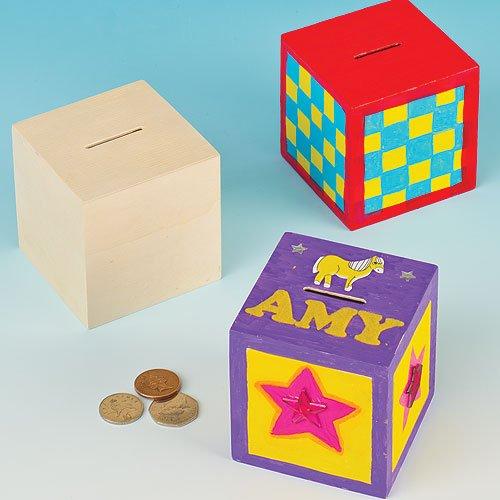 Id/éal /à offrir comme cadeau Baker Ross Lot de 10 Cadres en Carton /à personnaliser pour enfants