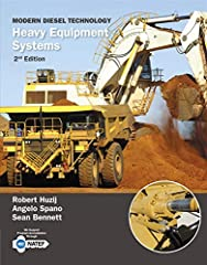 Written by experienced technicians, MODERN DIESEL TECHNOLOGY: HEAVY EQUIPMENT SYSTEMS, 2nd Edition combines manufacturer-based and universal information into a single, reliable resource. The book's unique focus on off-highway mobile equipment...