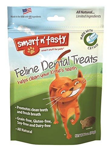 Smart-n-Tasty-Cat-Chicken-Dental-Grain-Free-Treats