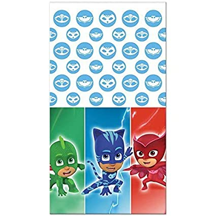 PJ Masks Table Cover - Party Supplies
