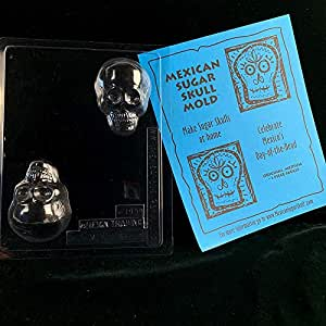 Sugar Skull Mold - Original Medium - Day of The Dead