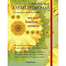 2016 A Fearless Woman Hardcover Weekly Engagement Calendar by Brush Dance