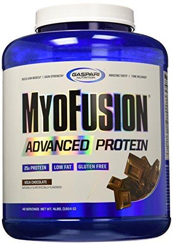 Gaspari Nutrition Myofusion Advanced 1.8kg - Chocolate by Gaspari - Chocolate Myofusion