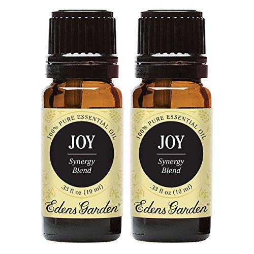Edens Garden Joy Value Pack Synergy Blend 100% Pure Undilute