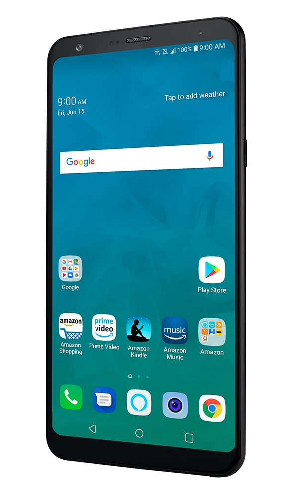 LG Stylo 4 – 32 GB – Unlocked (AT&T/Sprint/T-Mobile/Verizon) – Aurora Black – Prime Exclusive Phone by LG (Image #6)