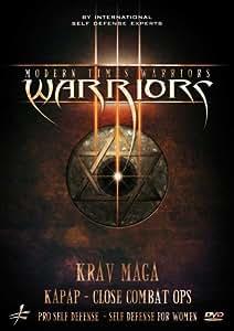 Modern Times Warriors - Krav Maga: Kapap & Close Combat Ops (2 Disc Set)