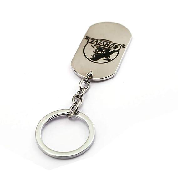 Value-Smart-Toys - GAME Horizon Zero Dawn Keychain Silver ...