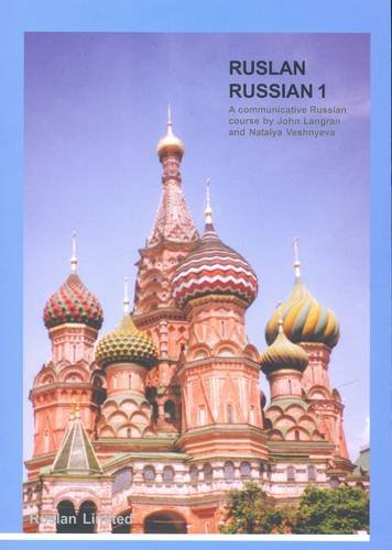 Ruslan Russian 1  A Communicative Russian Course With MP3 Audio Download  5th Ediiton