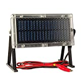 6-Volt Solar Panel Charger for Power Patrol SLA0925 SLA 6V 7Ah Battery