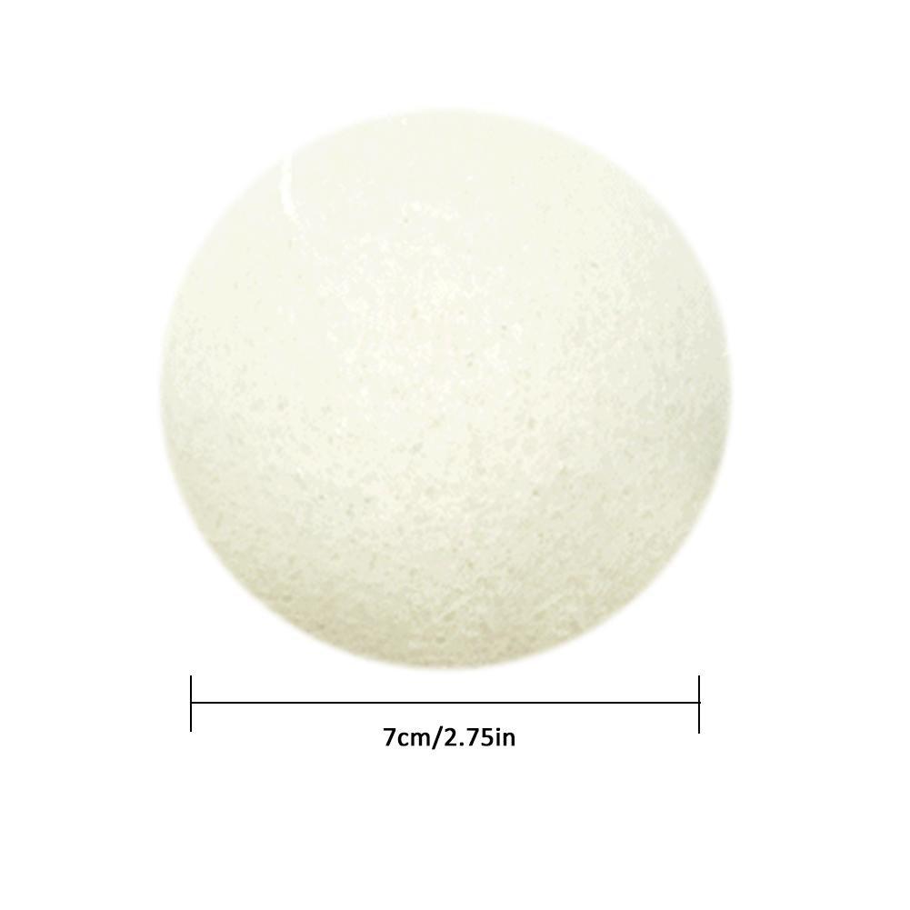 Natural Konjac Face Cleansing Cotton Puff /éponge Konjac pour visage
