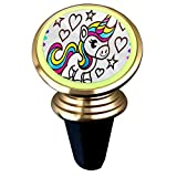 Best LP Car Phone Holders - Magnetic Phone Holder Cute Baby Unicorns Coloring 360 Review