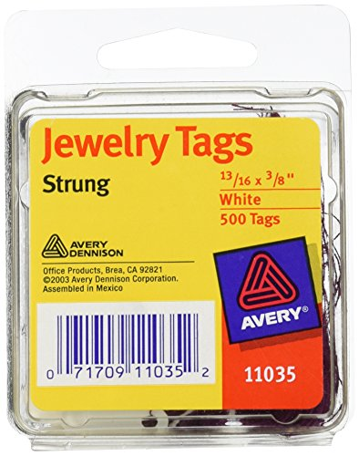 Avery Pre Strung Jewelry String 11035