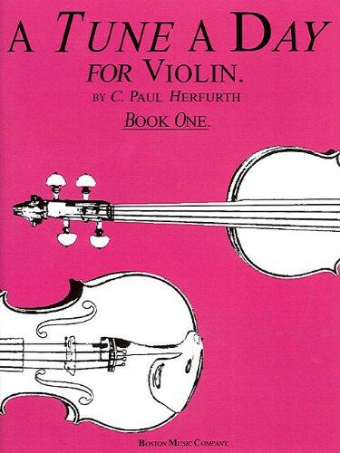 A Tune a Day - Violin: Book 1 (Music Sales America)