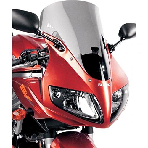 ZERO GRAVITY 03-08 Suzuki SV650 Sport Touring Windscreen (Light Smoke)