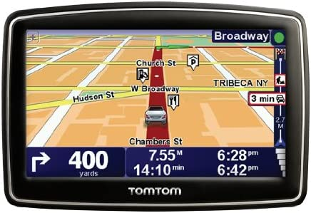 TomTom XL 340TM 4.3-Inch Portable GPS Navigator Lifetime Traffic Maps Edition Discontinued by Manufacturer