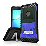 Cheap Google Pixel XL Case, Trishield Durable Rugged Armor Phone Cover With Detachable Lanyard Loop And Built in Kickstand Card Slot – Game Controller Boy