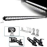led 42 inch light bar - LED Light Bar Kit Rigidhorse 42