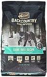 Merrick 1 Count Backcountry Game Bird Recipe, 10 lb